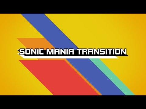 BLENDER] Sonic Mania Trailer Transition Template - YouTube