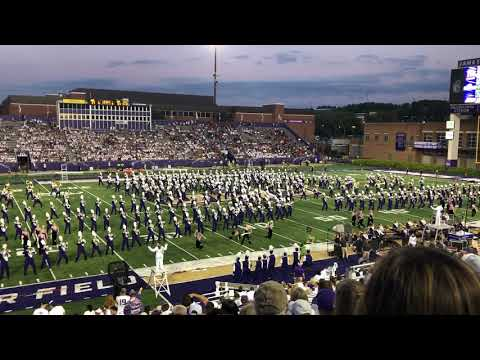 The Greatest Show (9/7/19) JMU Marching Royal Dukes