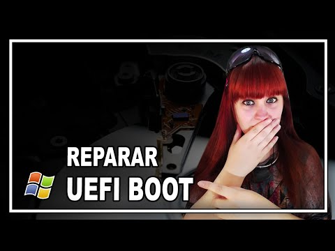 🛠 REPARAR Arranque de WINDOWS 10 | UEFI (GPT)
