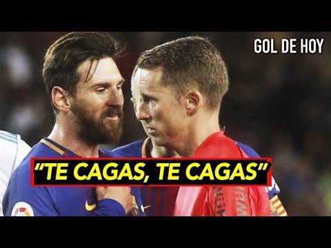 """El insulto de Messi al árbitro: """"TE CAGAS, TE CAGAS"""" I Reacciones post partido"""