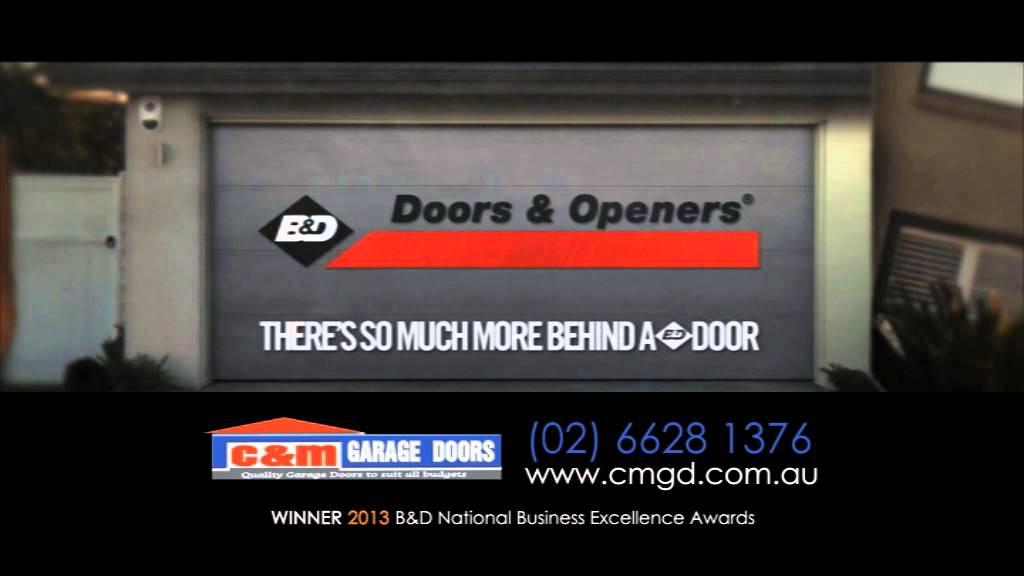 C M Garage Doors Lismore Production
