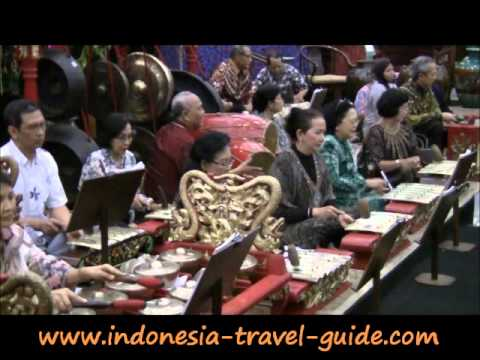 Javanese Gamelan  Indonesia Musical Instruments  Javanese Culture  Budaya Indonesia  YouTube