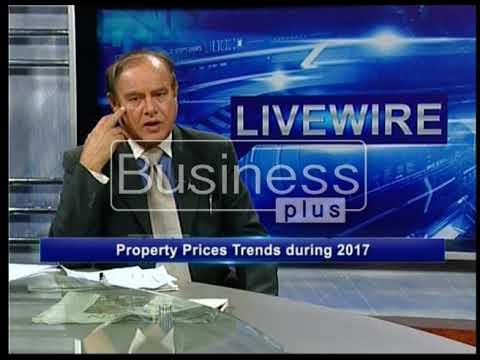 LIVE WIRE | Real Estate Sector | Tarique Khan Javed | 22, December 2017