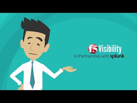 F5 Visibility in Partnership with Splunk 1.0