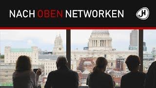 Wie NETWORKED man sich nach OBEN?