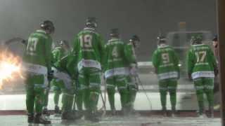 Hammarby Bandy U20 säsongen 12/13