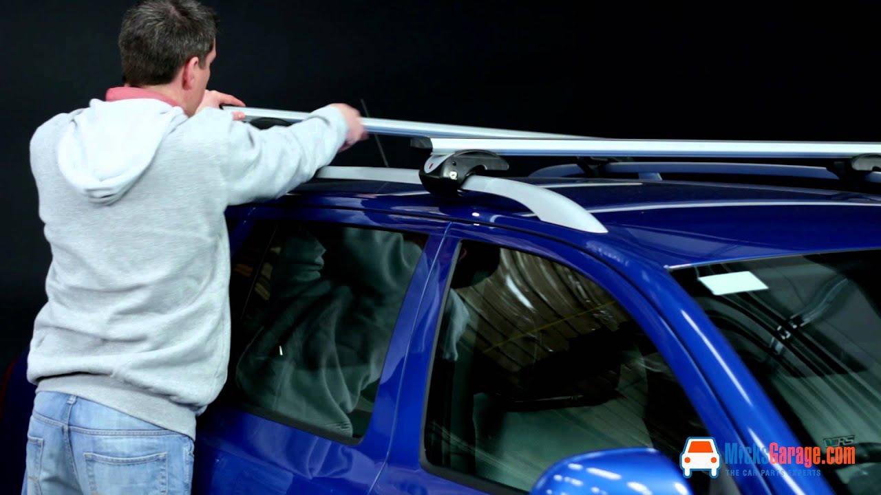 Fiat Multila MENABO Tema Aluminium Roof Rack 98-15