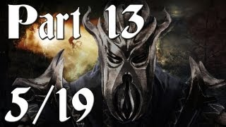 Skyrim Walkthrough - Part 13 - Dragonborn DLC [5/19] (PC Gameplay / Commentary)