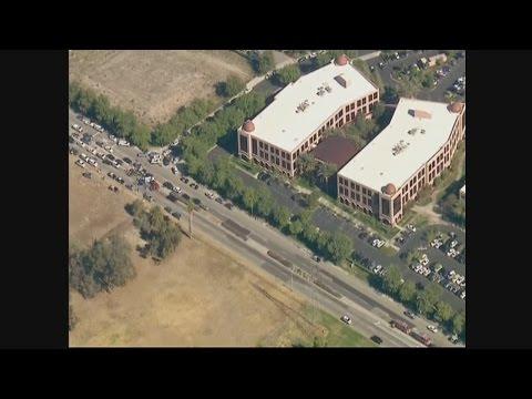 Active shooter reported in San Bernardino social services facility