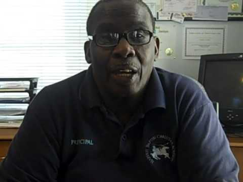 Harry Amos Principle of Harvest Baptist Christian Academy, tells you why you should..