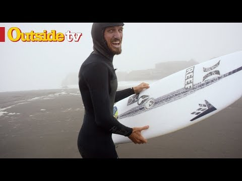 Rob Machado and Craig Anderson Surf Chile | A Life in Proximity
