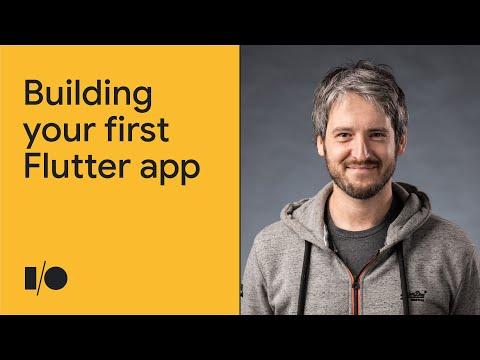 Building your first Flutter app | Workshop