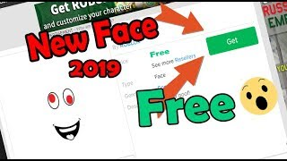 ROBLOX | Free Face new 2019 | PTDGaming