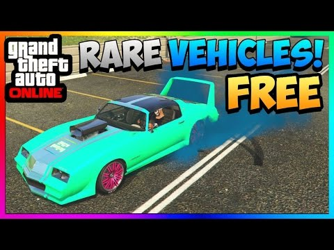 "GTA 5 Online: STORE RARE CARS FOR FREE! - NEW ""Phoenix"" Spawn Location! PS3/PS4/Xbox/PC 1.38/1.27"