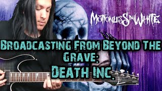 Motionless In White - Broadcasting From Beyond The Grave: Death Inc. (2019)