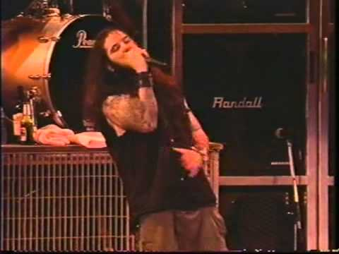 Pantera   Ozzfest 2000 HQ Audio