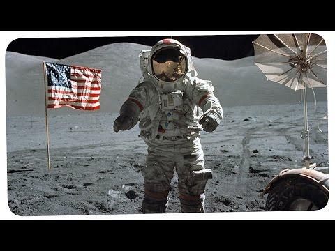 NASA-Astronaut Edgar Mitchell:
