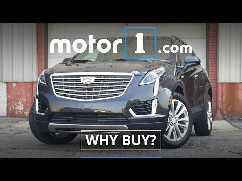 Why Buy?   2017 Cadillac XT5 Review