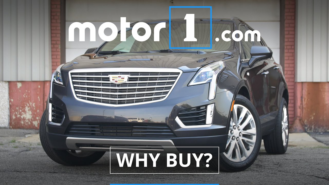 Why Buy 2017 Cadillac Xt5 Review Youtube