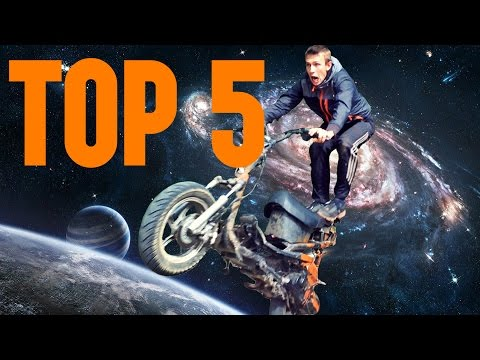 ТОП 5 Лучших скутеров для стантрайдинга