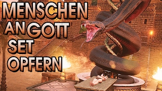 Conan Exiles German Gameplay - Unser Schlangengott Set