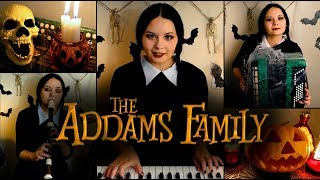 THE ADDAMS FAMILY Main Theme (Russian Cover)