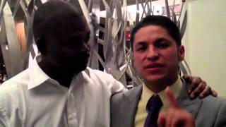 """Million Dollar Income Earner Holton Buggs recommends """"Work With Raul Luna"""""""