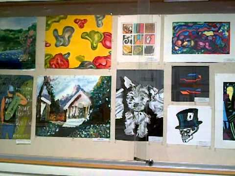 My School Art Gallery