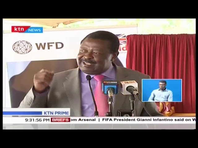 Current and former legislators hold an Anti-Graft Summit to strategize on slaying graft