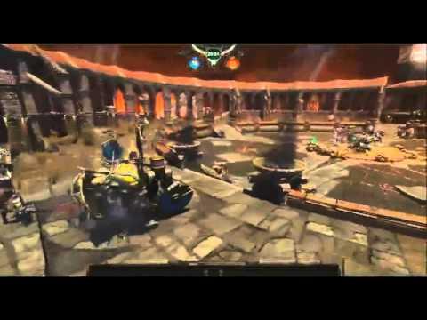 видео: Финал турнира по игре panzar на gamer live 2011