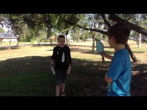 Minecraft In Real Life 1: Zombie Attack - YouTube