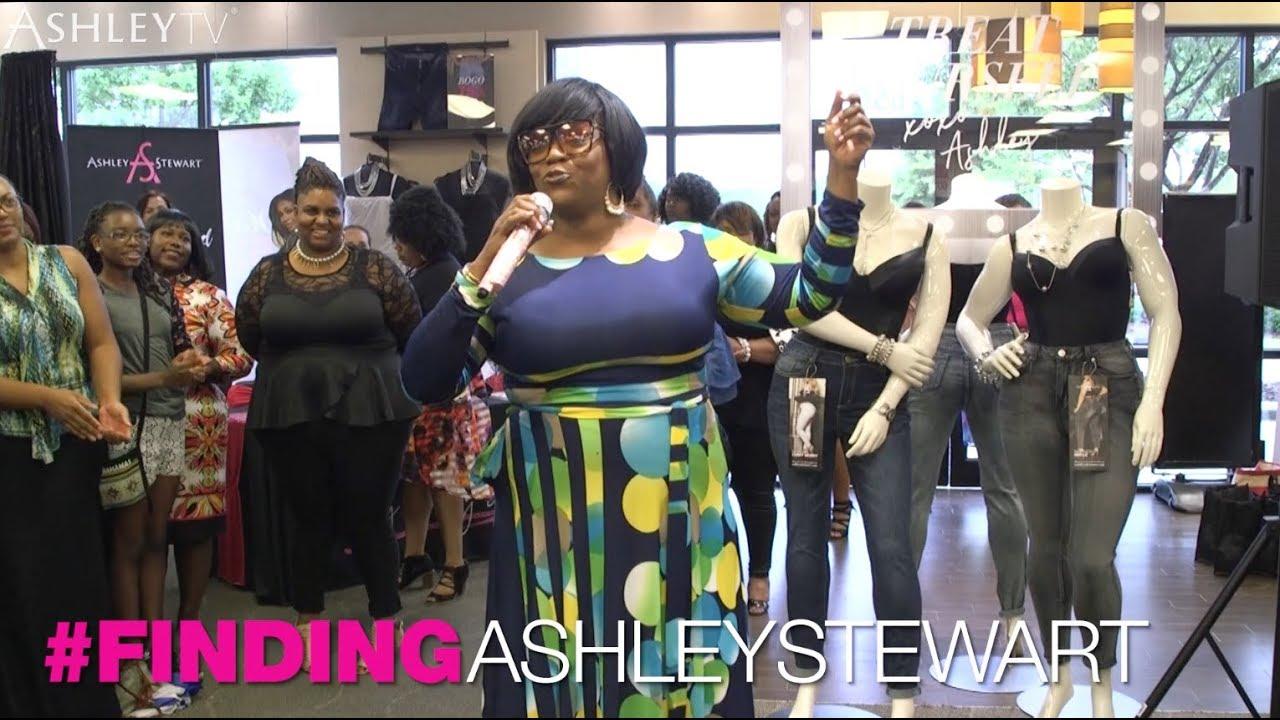 2ff6248a5f6 Finding Ashley Stewart 2017 Atlanta Ep 10  I Am Ashley Stewart - YouTube