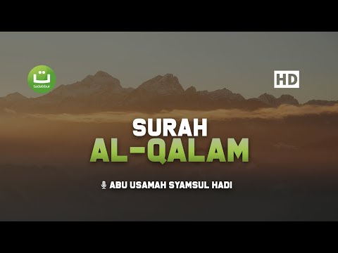 [29:68] Surah Al Qalam - Abu Usamah Syamsul Hadi