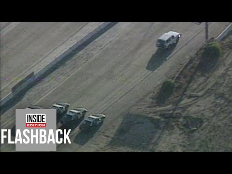 T-Bone - OJ's White Bronco Chase Happened 25 Years Ago-Today