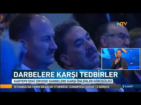 NTV 4 / Basında Kartepe Zirvesi