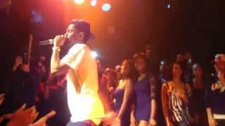 big sean ft chris brown my last live