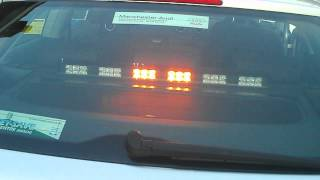 36 Led Shelf / Dash Mount Lightbar With Patterns. View 2
