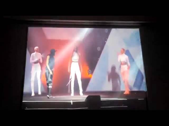 CIARA do Nigerian dance moves ''KUKERE'' ''DURO'' ''SHAKITI BOBO'' on stage.... #StarkongFamily
