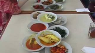 Tavel Indonesia-food Hunting-padang Food