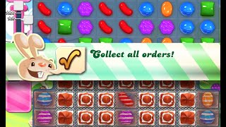 Candy Crush Saga Level 464 walkthrough (no boosters)