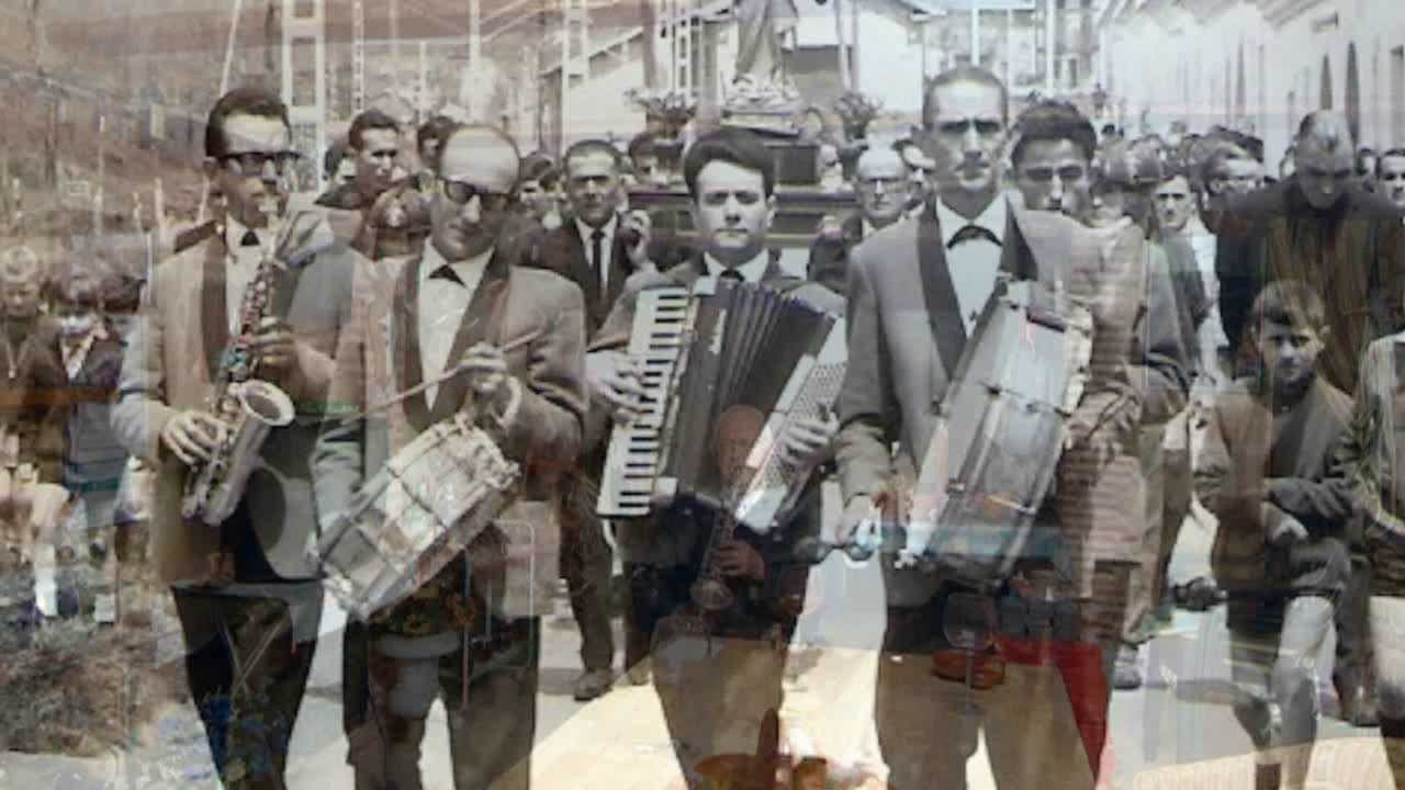 La música de los años 50 con Don Paciano y Gabi (Bolero