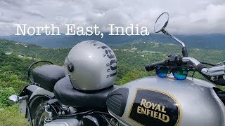 Life Beyond 9 to 5 - Travel to North East India (Royal Enfield Classic 350 - Shot on OnePlus 6)