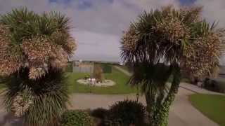 Newperran Holiday Park  in Newquay Cornwall