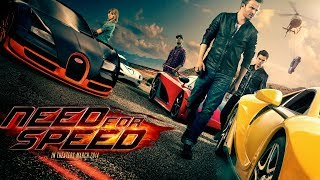 Need for Speed Movie-Racing to DE LEON Music Video