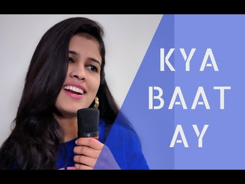 Kya Baat Ay | Female Version | Harrdy Sandhu | Jaani | B Praak | Shivangi Chikara|