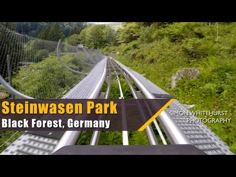 Steinwasen Park - Black Forest, Germany - May 2017