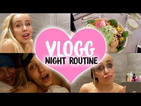 MIN NIGHT ROUTINE | Vlogg
