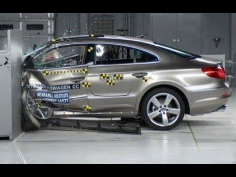 Crash test Volkswagen Passat#2 - YouTube