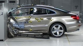 Crash test Volkswagen Passat#2