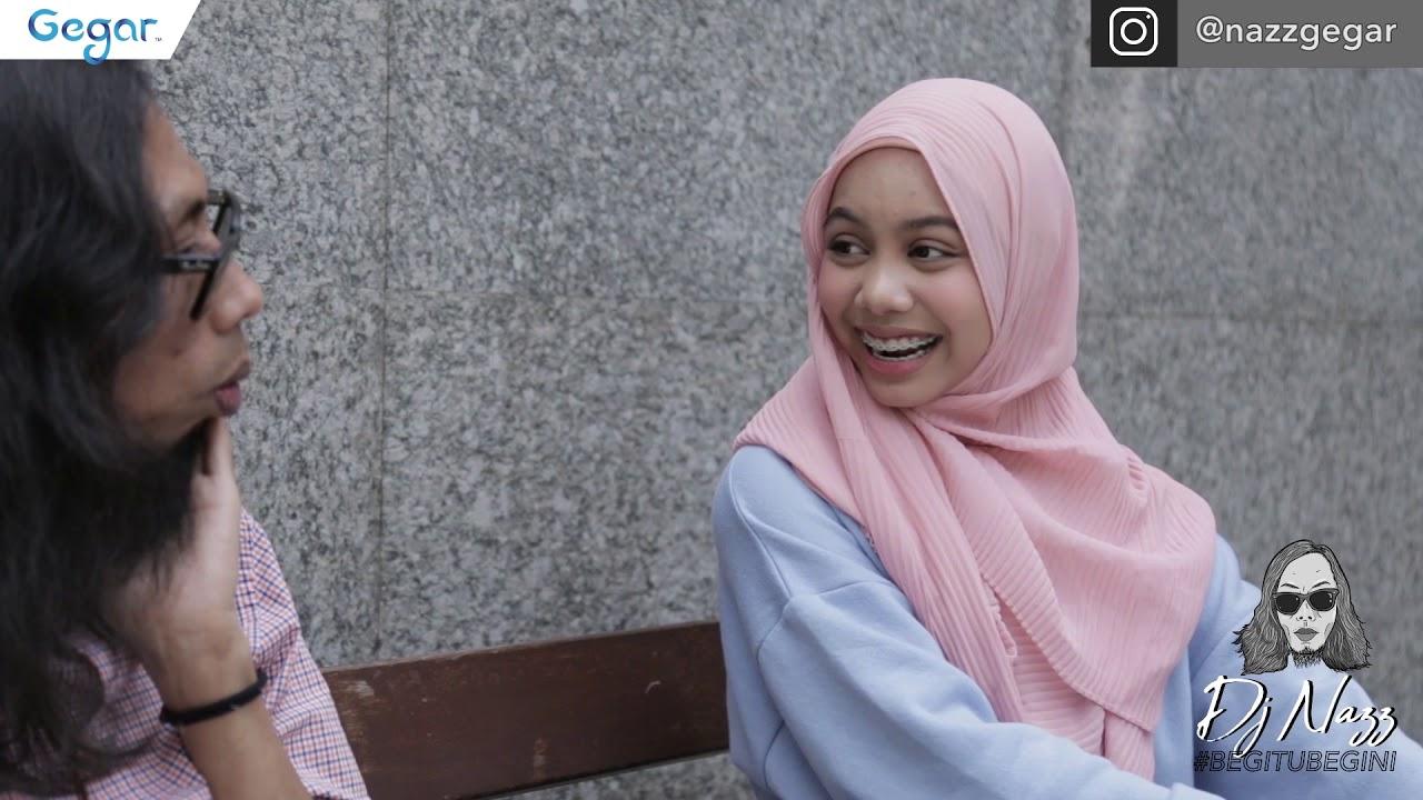 Begitu Begini DJ Nazz Bersama Sarah Suhairi - Jatuh Kuda & Patah Kaki ?